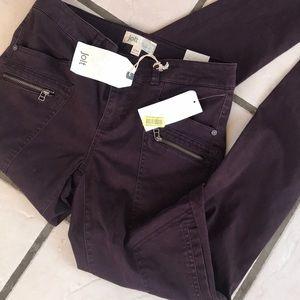 Jolt NEW tags plum jeans